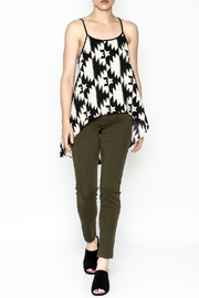 Elise Multicolor Party Top - Side cropped