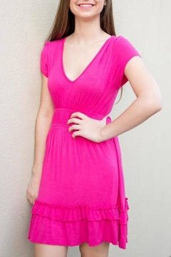 Elise Pink Mallory Dress - Product List Image