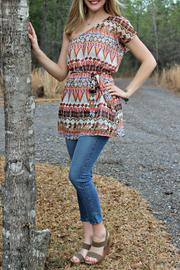 Elise Reagan Tunic Top - Product Mini Image