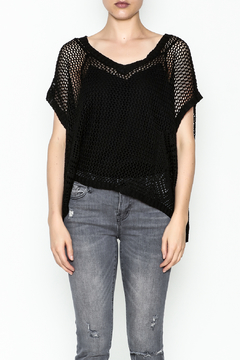 Elise Woven Knit Pullover - Product List Image