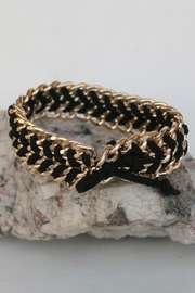 Elise M Braided Link Bracelet - Product Mini Image