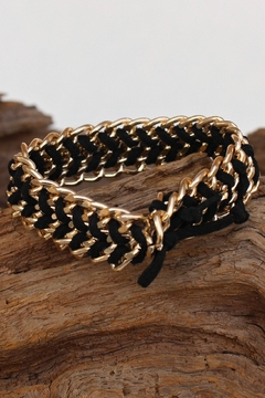 Elise M Braided Link Bracelet - Alternate List Image