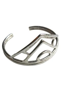 Shoptiques Product: Eos Silver Cuff