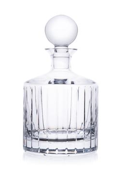ELISKA Crystal Round Decanter - Alternate List Image