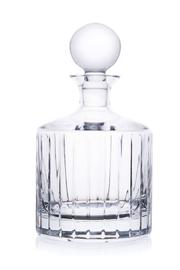ELISKA Crystal Round Decanter - Product Mini Image