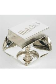 ELISKA Silver Matchbox Holder - Product Mini Image