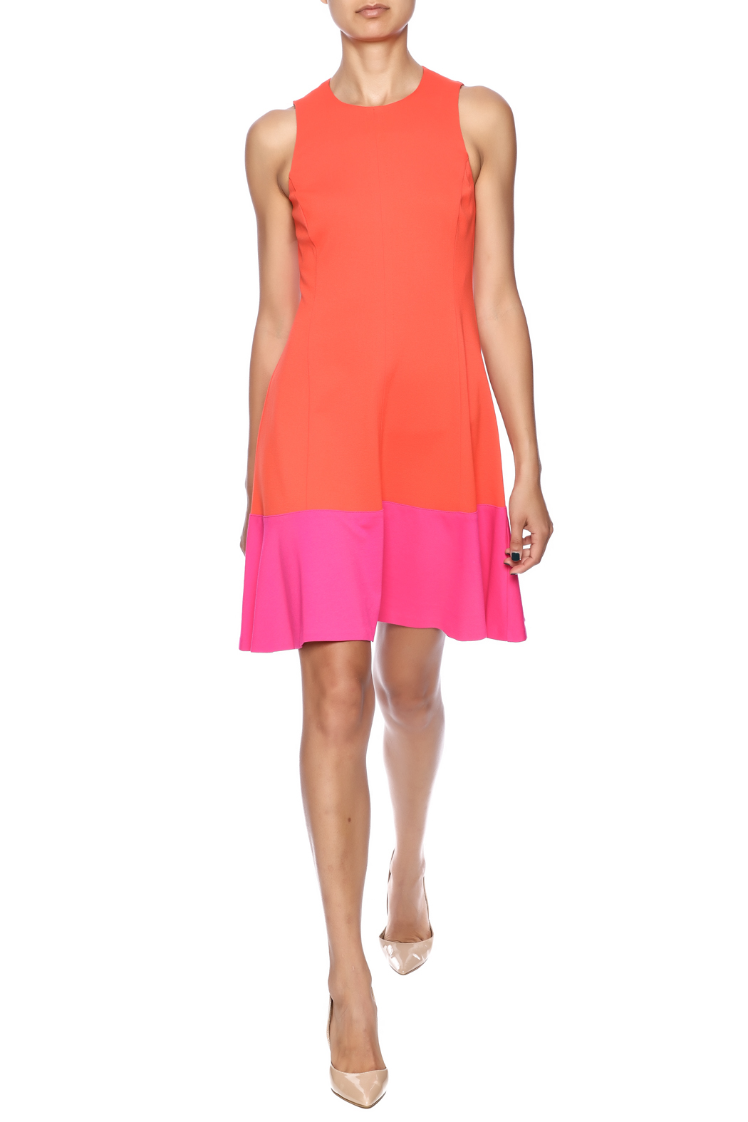 5924006c32e Eliza J Colorblock Dress from Brooklyn by Néda — Shoptiques