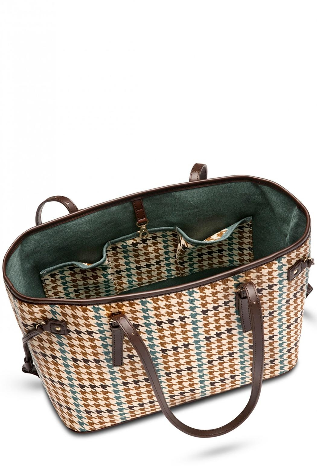 Spartina 449 Eliza Jetsetter Tote - Front Full Image