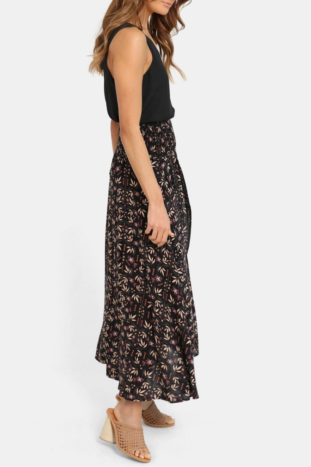 Lost in Lunar Eliza Maxi Skirt - Front Full Image