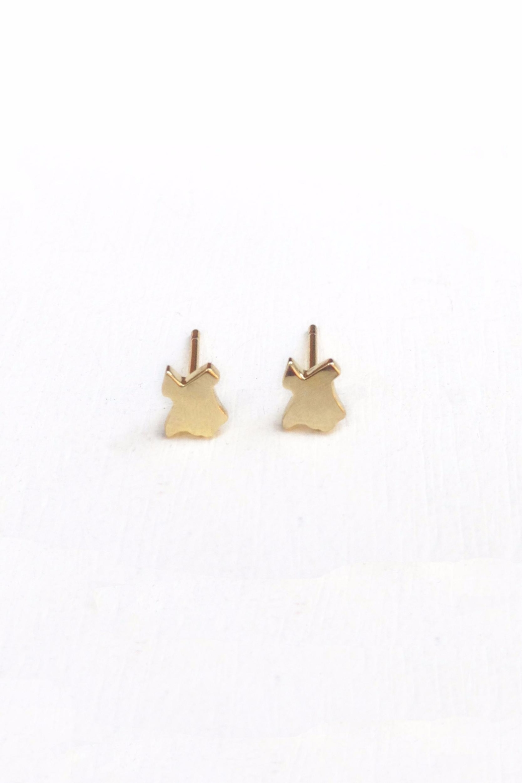 Eliza Page Texas Stud Earrings From