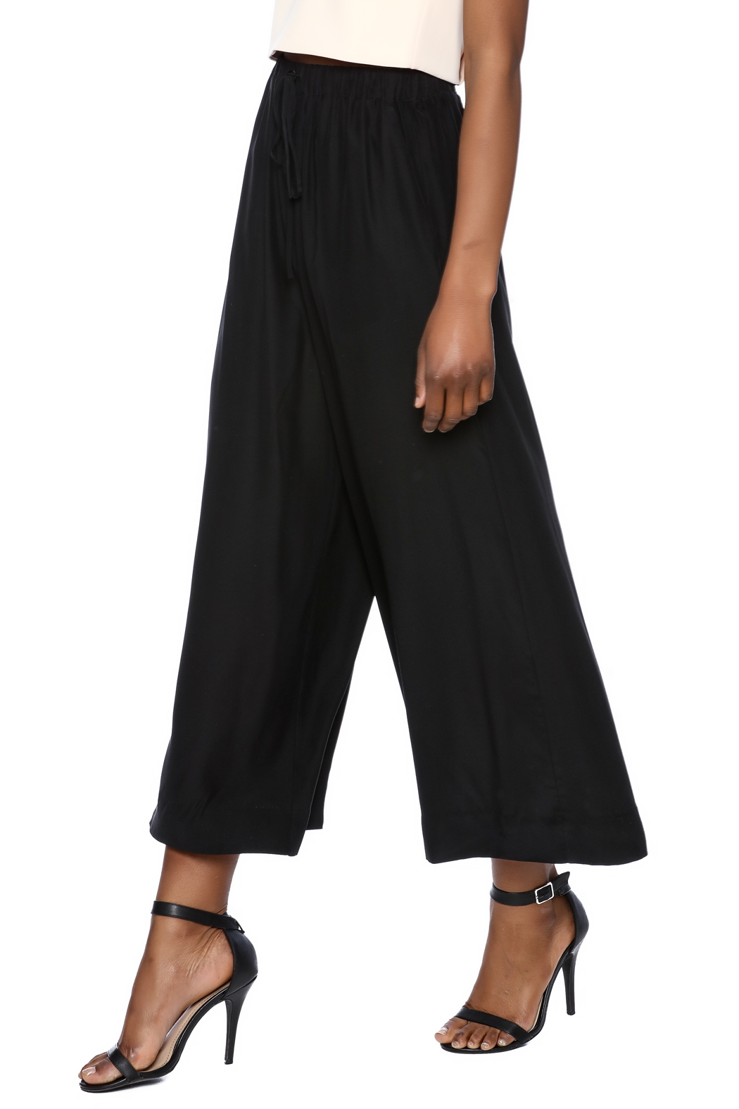 Elizabeth & James Black Silk Pant from Florida by Rouze ...