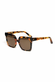 Elizabeth & James Dark Tortoise Sunglasses - Product Mini Image