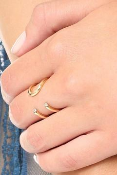 Shoptiques Product: Gold Aldona Ring