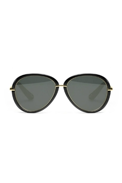 Shoptiques Product: Reed Aviator Sunglasses