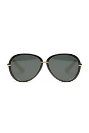Elizabeth & James Reed Aviator Sunglasses - Front cropped