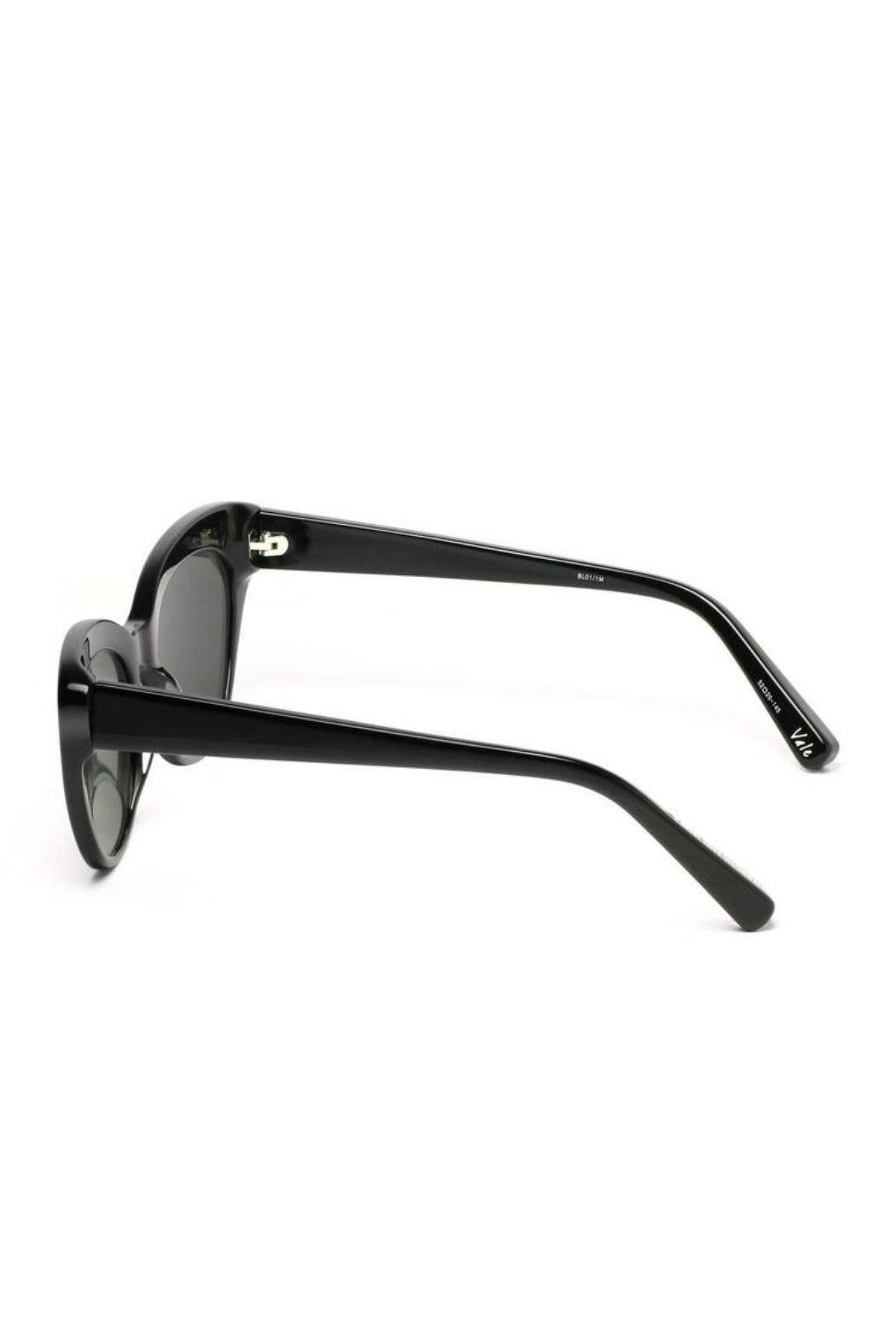 Elizabeth & James Vale Cat Eye Sunglasses - Side Cropped Image