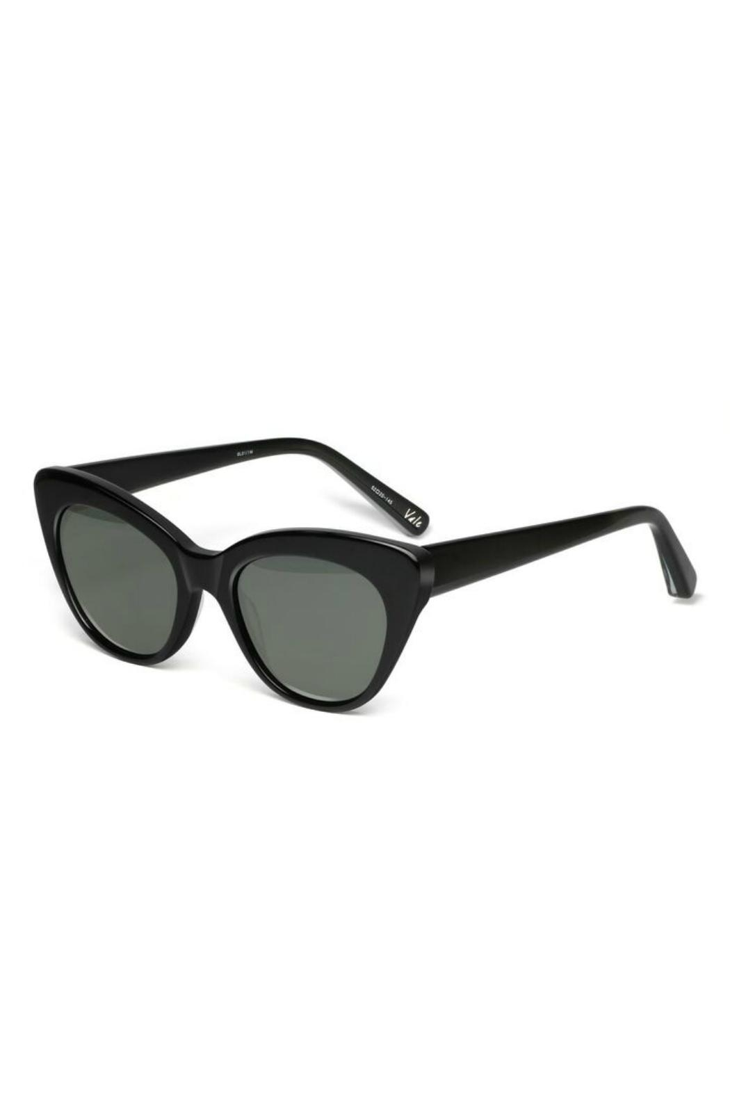Elizabeth & James Vale Cat Eye Sunglasses - Front Full Image
