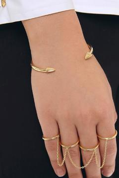 Shoptiques Product: Vogel Gold Bangle
