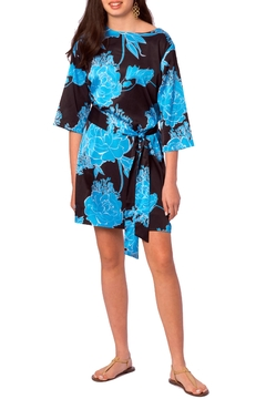 Shoptiques Product: Blue Roses Dress