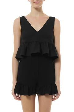 Shoptiques Product: Analinne Ruffle Crop