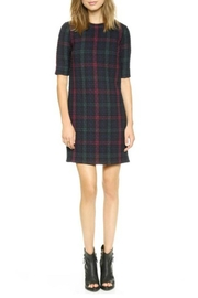 Elizabeth & James Clairemont Plaid Dress - Product Mini Image
