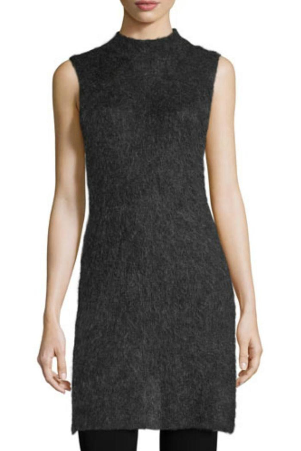 Elizabeth & James Mock Mohair Tunic - Front Cropped Image