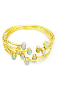 Shoptiques Product: Opal Gemstone Bangle