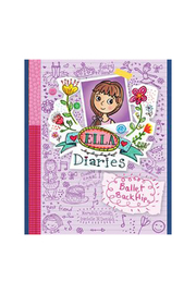 Usborne Ella Diaries: Ballet Backflip - Product Mini Image