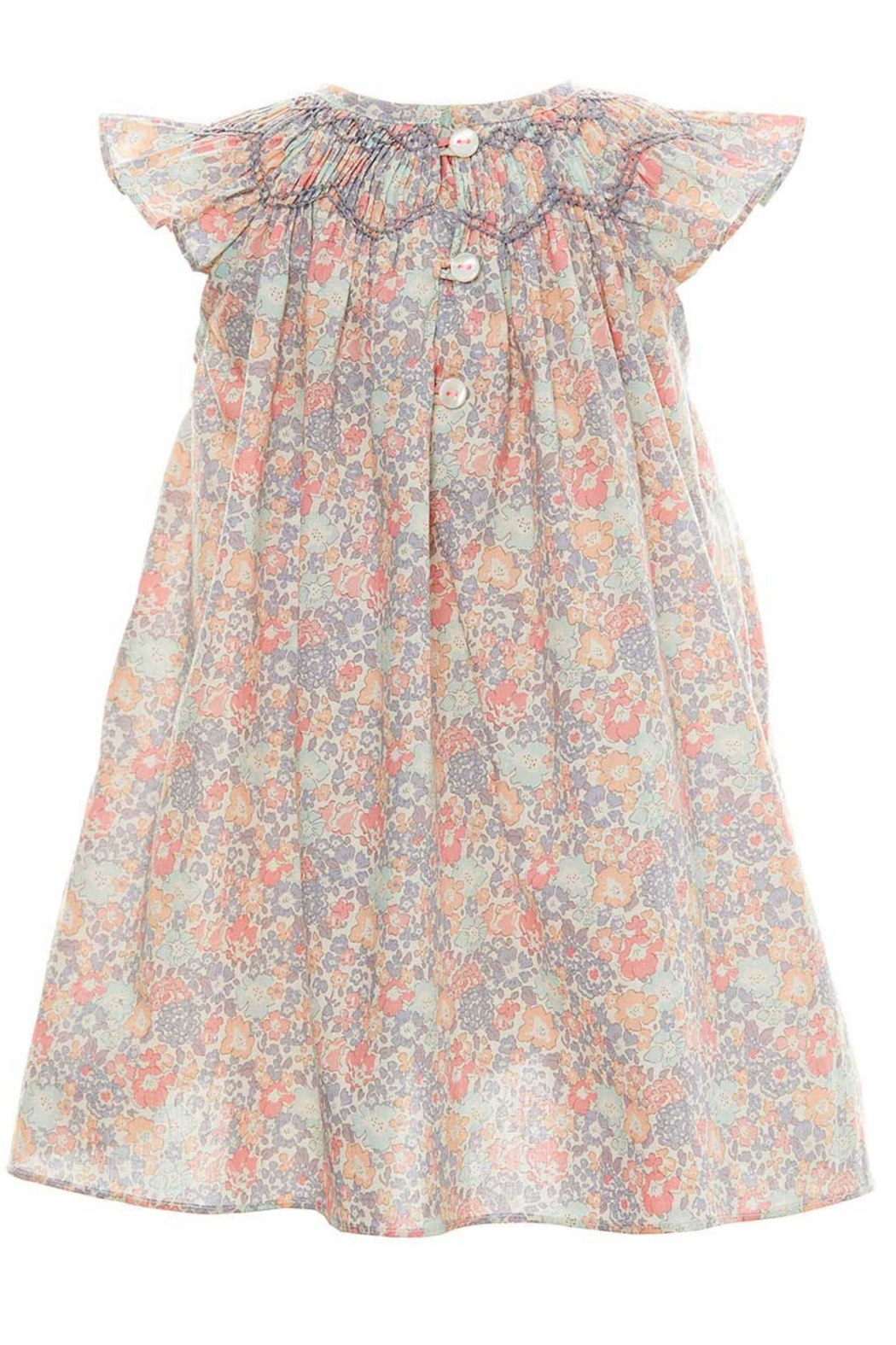 Marie Chantal Ella Dress With Bloomer - Front Full Image