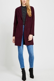 Gentle Fawn Ella Fitted Coat - Front cropped