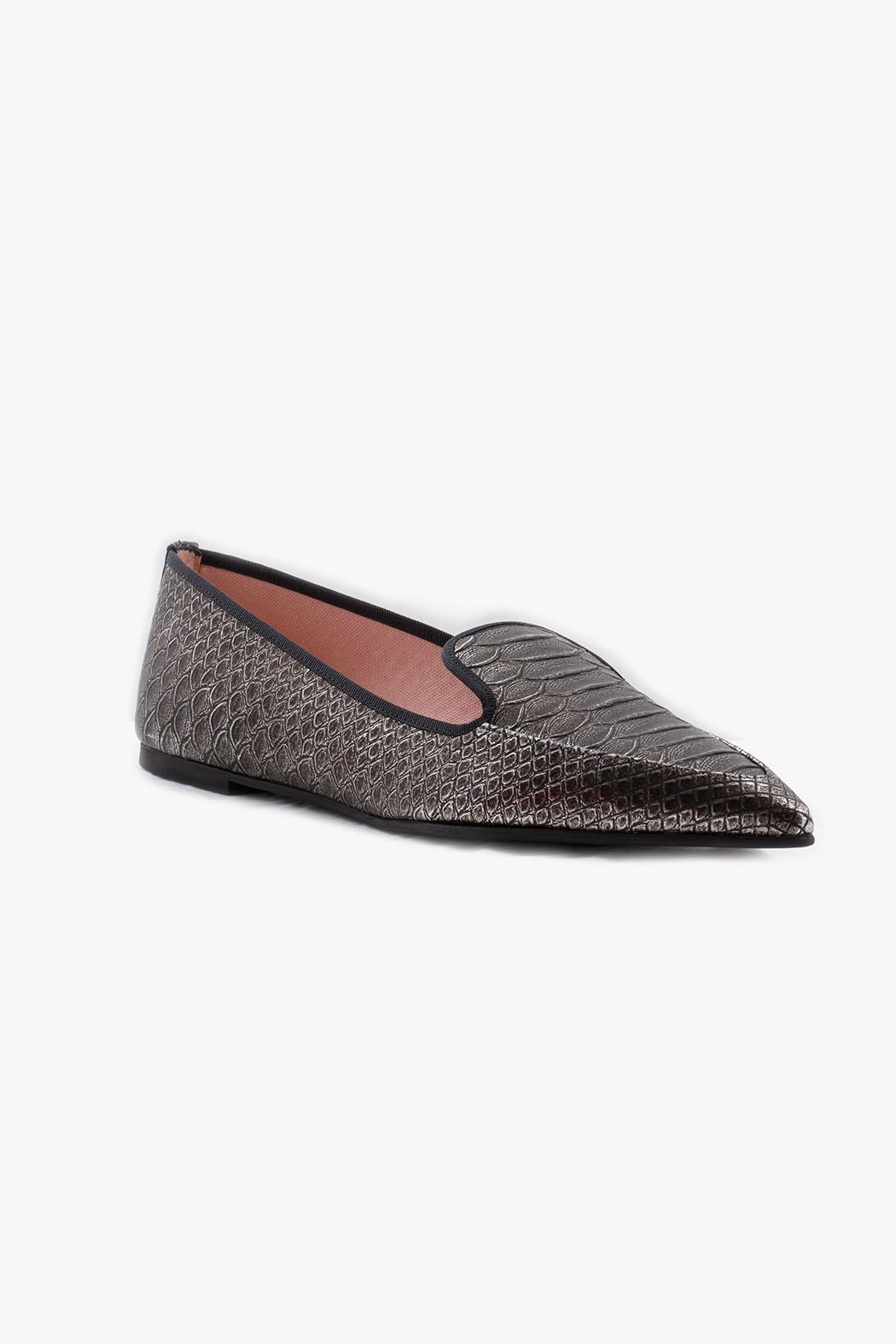 Pretty Ballerinas Ella Loafers - Side Cropped Image