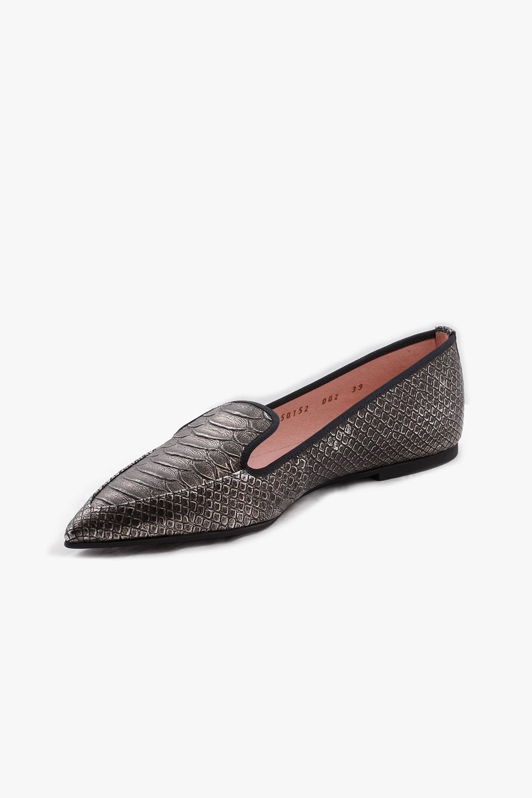 Pretty Ballerinas Ella Loafers - Front Cropped Image