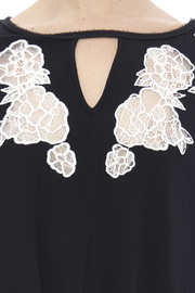 Ella Moss Lace Inset Top - Other