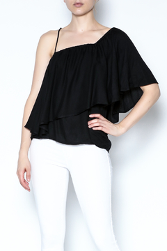 Shoptiques Product: One Shoulder Top