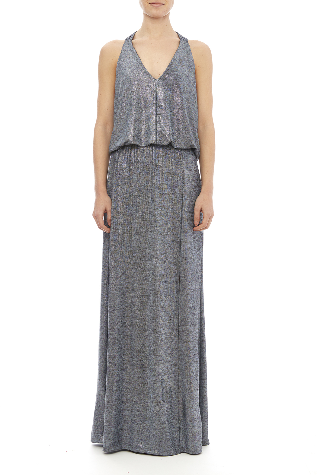 Ella Moss Sparkle Jersey Dress - Front Cropped Image