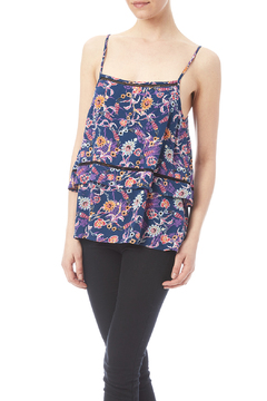 Ella Moss Tiered Tank - Product List Image