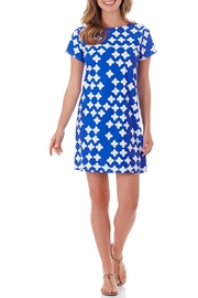 Jude Connally Ella Tossed-Stars Sapphire - Product Mini Image