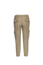 Ella B Cargo Jogger Pants - Front full body