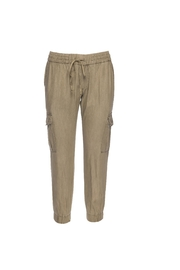 Ella B Cargo Jogger Pants - Product Mini Image