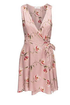 Shoptiques Product: Floral Wrap Dress