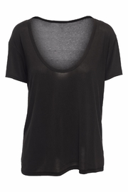 Ella B U Neck Tee - Product Mini Image