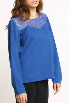 Shoptiques Product: Blu Blu Top