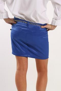 Shoptiques Product: Sun Blue Skirt