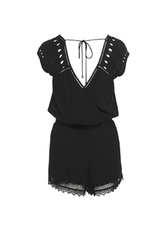 Ella Moss Broderie Anglaise Romper - Alternate List Image