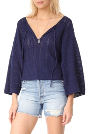 Ella Moss Caprisa Knit Sweater - Front cropped