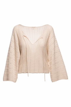 Ella Moss Caprisa Sweater Pullover - Product List Image