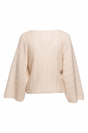 Ella Moss Caprisa Sweater Pullover - Front full body