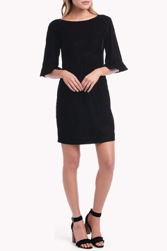 Ella Moss Duchess Velvet Dress - Product List Image