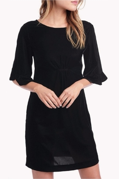Ella Moss Duchess Velvet Dress - Alternate List Image
