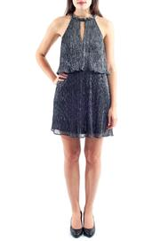 Ella Moss Metallic Party Dress - Product Mini Image